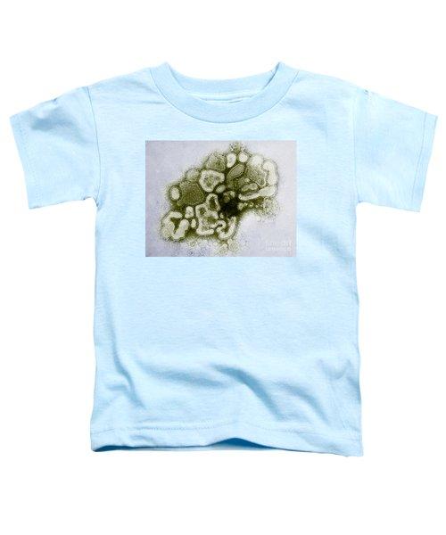 Swine Flu Virus Toddler T-Shirt