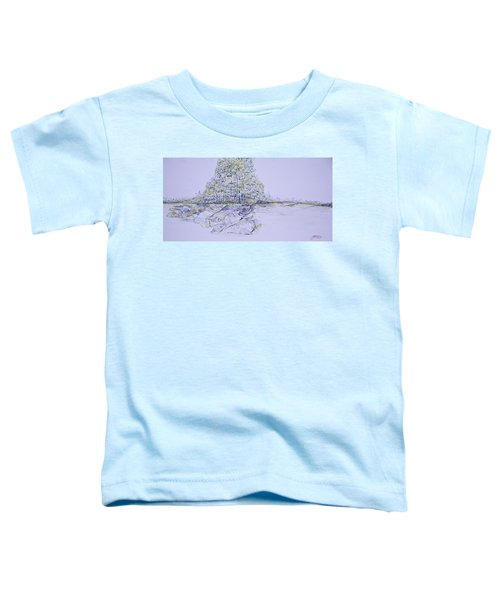 A Day In Central Park Toddler T-Shirt