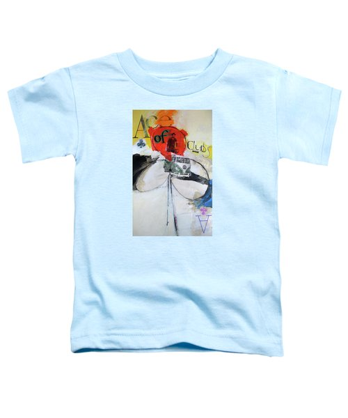 Ace Of Clubs 36-52 Toddler T-Shirt