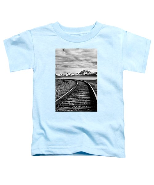 Alaska Railroad Toddler T-Shirt