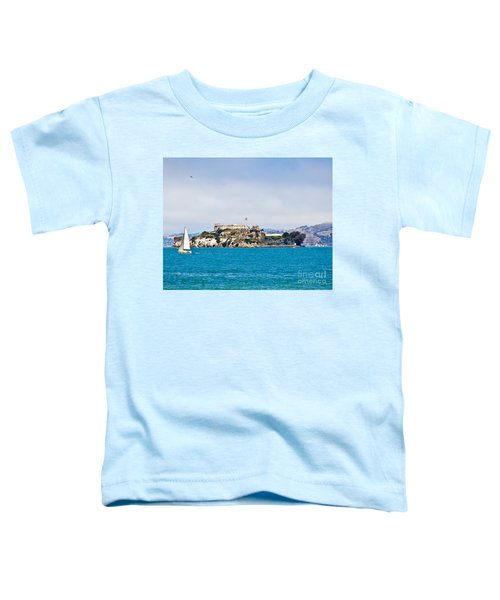 Alcatraz - San Francisco Toddler T-Shirt