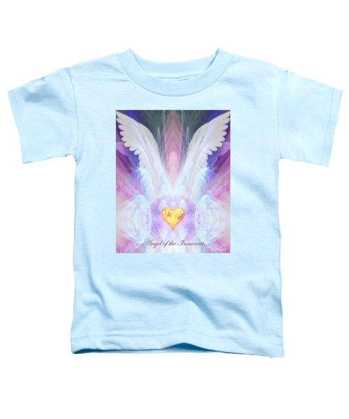 Angel Of The Innocent Toddler T-Shirt