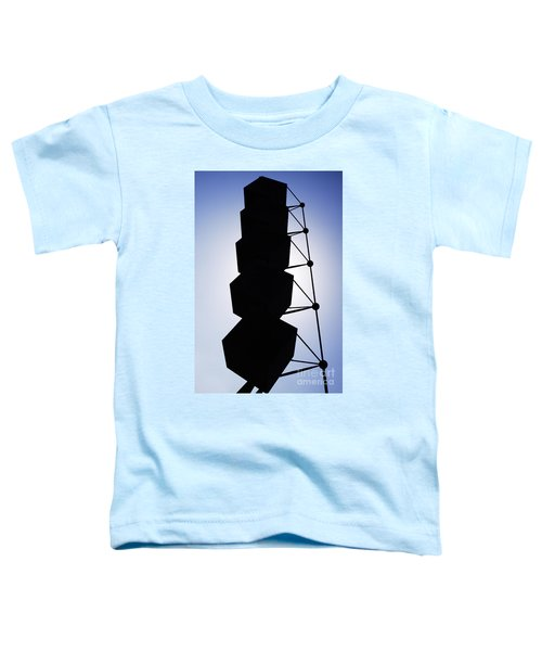 Backlight Structure Toddler T-Shirt