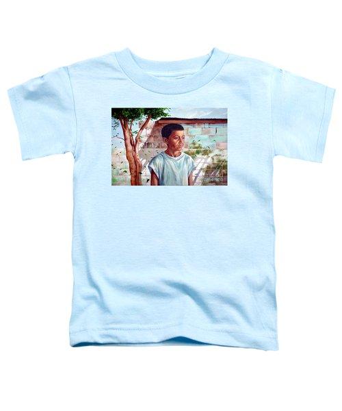 Bata The Filipino Child Toddler T-Shirt