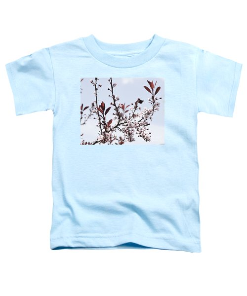 Blossoms In Time Toddler T-Shirt