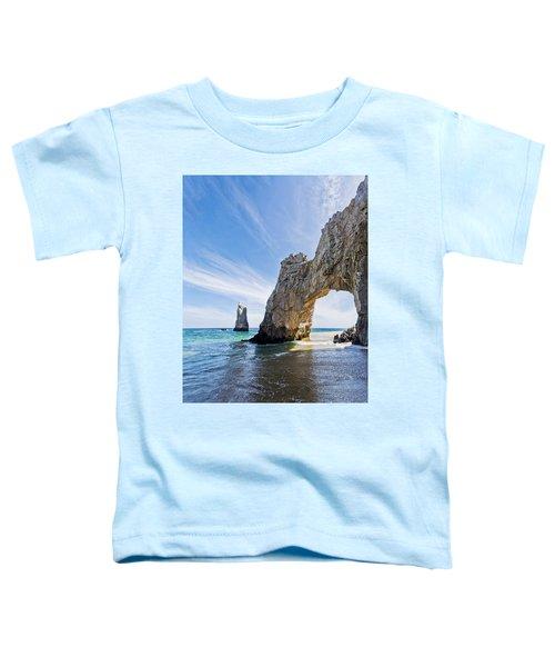Cabo San Lucas Arch Toddler T-Shirt