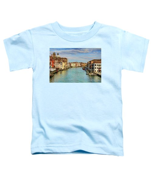 Canals Of Venice  Toddler T-Shirt