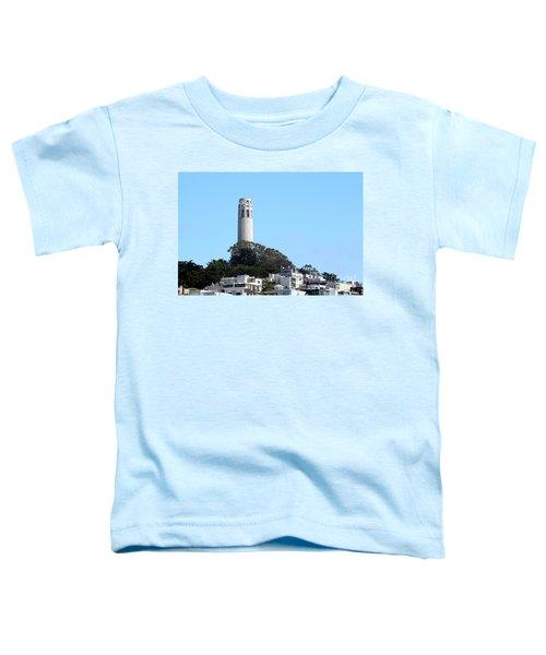 Coit Tower Toddler T-Shirt