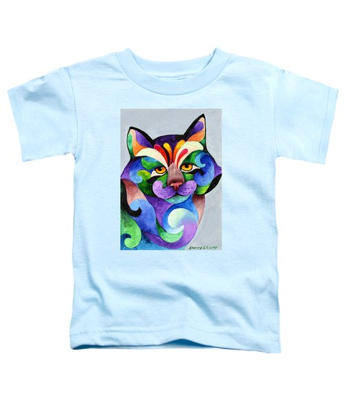 Color Me Smug Toddler T-Shirt
