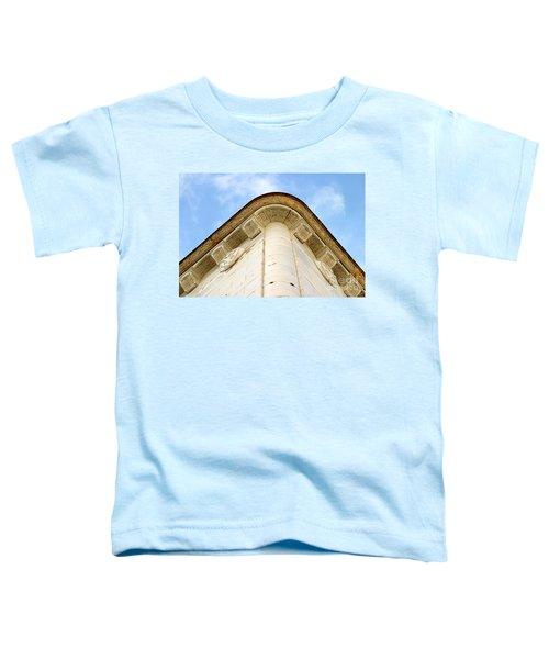 Corner Building Toddler T-Shirt