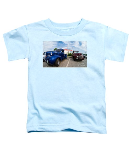 Cruise Night At The Diner Toddler T-Shirt
