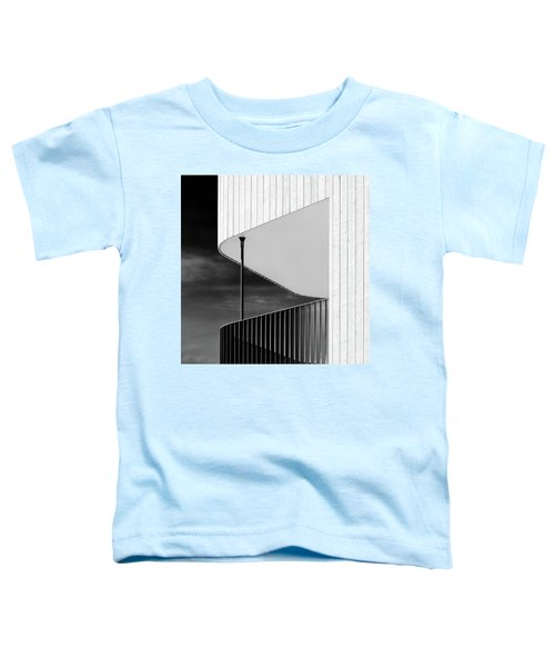 Curved Balcony Toddler T-Shirt