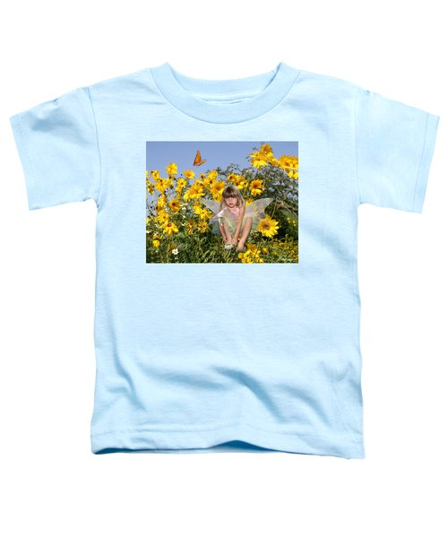 Daisy Faery Toddler T-Shirt