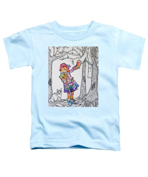 Departure Toddler T-Shirt