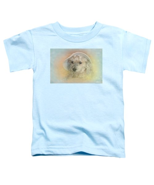 Emily's Bonnet Toddler T-Shirt