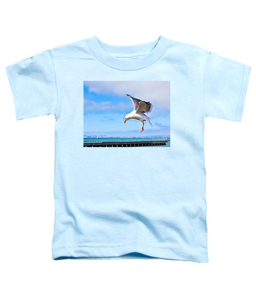 Final Approach - San Francisco Toddler T-Shirt