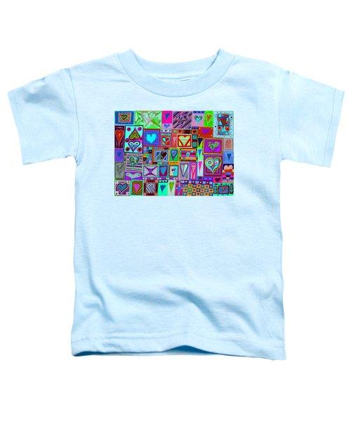 find U'r love found v1 Toddler T-Shirt