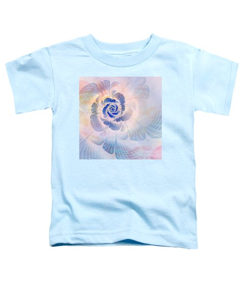 Floral Impression Toddler T-Shirt