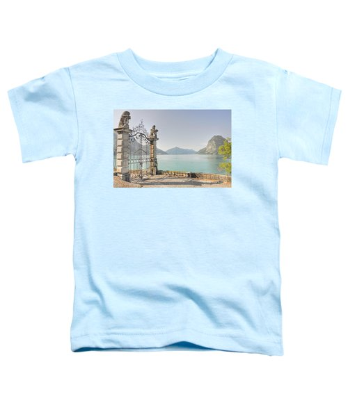 Gate On The Lake Front Toddler T-Shirt