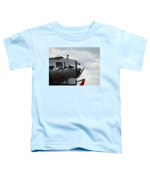 Guns Everywhere Toddler T-Shirt