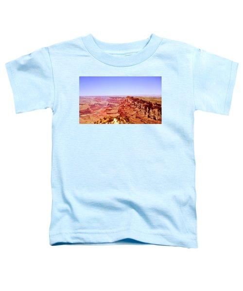 horizon in Grand Canyon Toddler T-Shirt