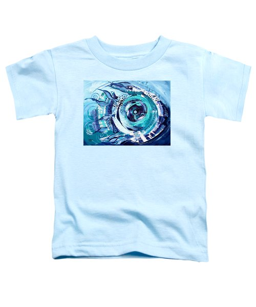 Icehole Fish Toddler T-Shirt