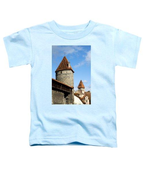 Kuldjalg And Nunnadetangune Toddler T-Shirt