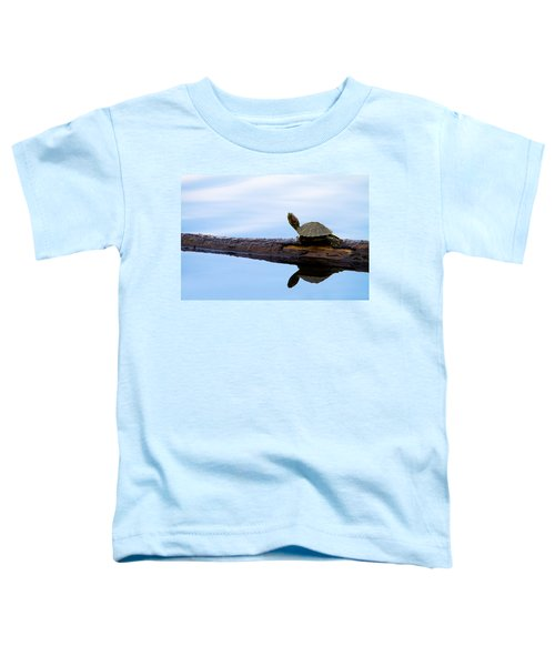 Log Roll Toddler T-Shirt