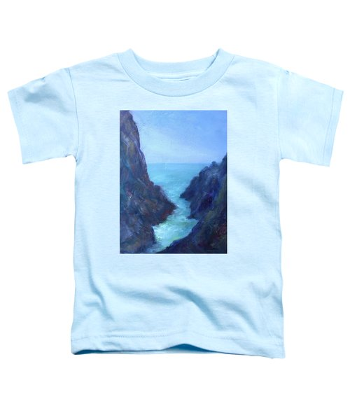 Ocean Chasm Toddler T-Shirt