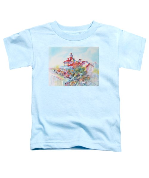 Party Time At Parker's Lighthouse Toddler T-Shirt