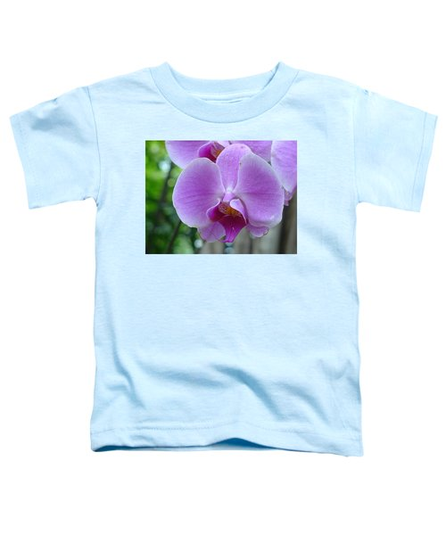 Pink Orchid Toddler T-Shirt