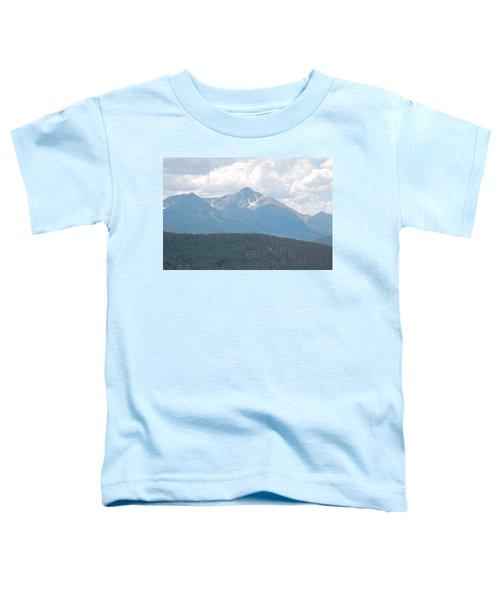 Rocky Mountain High Toddler T-Shirt