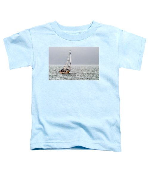 Setting Sail Toddler T-Shirt