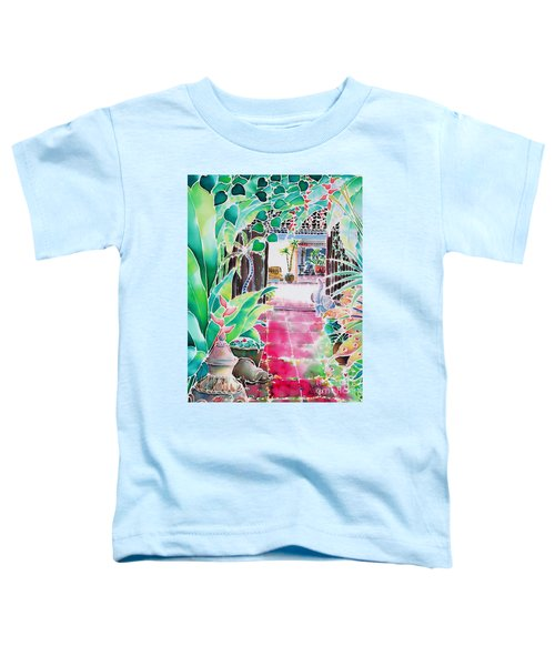 Shade In The Patio Toddler T-Shirt