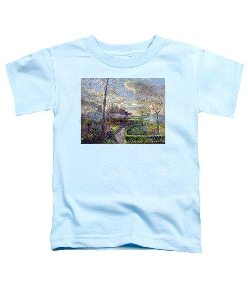 Smoke Drift - Autumn Toddler T-Shirt