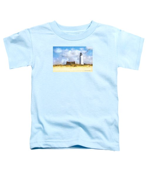 St. George Island Lighthouse Toddler T-Shirt
