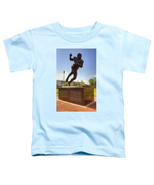 Steve Owens Toddler T-Shirt