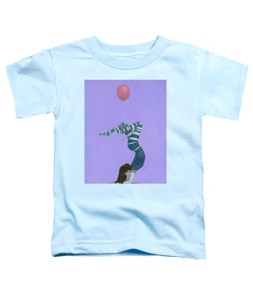 The Pink Balloon II Toddler T-Shirt