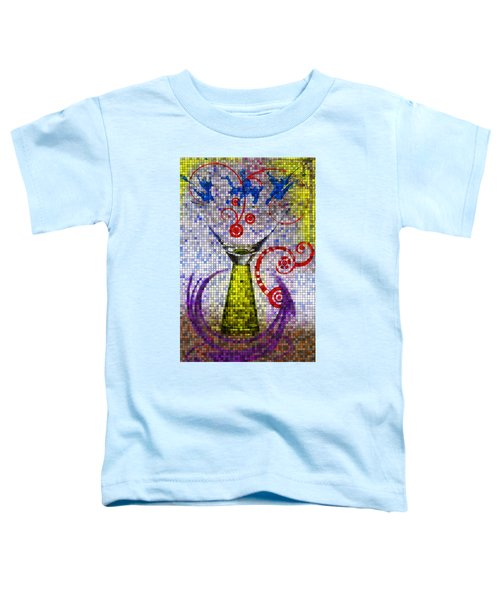Tiled Glass Toddler T-Shirt