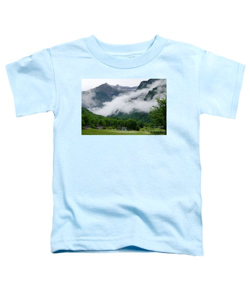 Village In The Alps Toddler T-Shirt