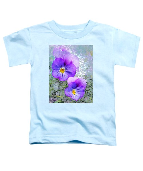 Viola On Glass Toddler T-Shirt
