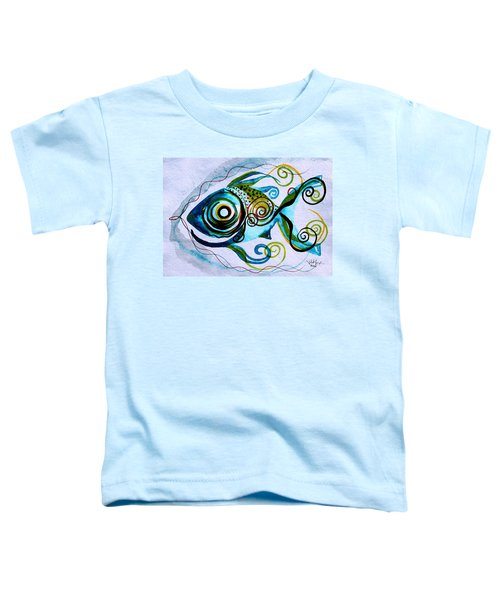 Wtfish 006 Toddler T-Shirt