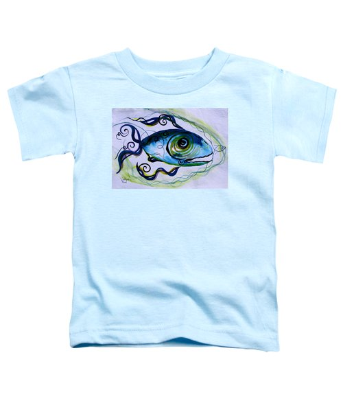 Wtfish 009 Toddler T-Shirt