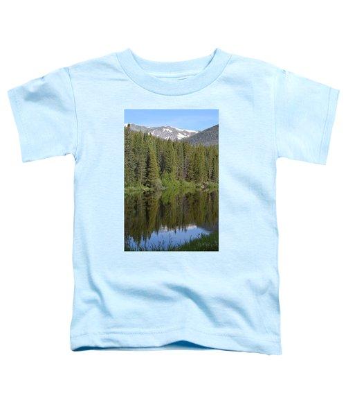 Chambers Lake Hwy 14 Co Toddler T-Shirt