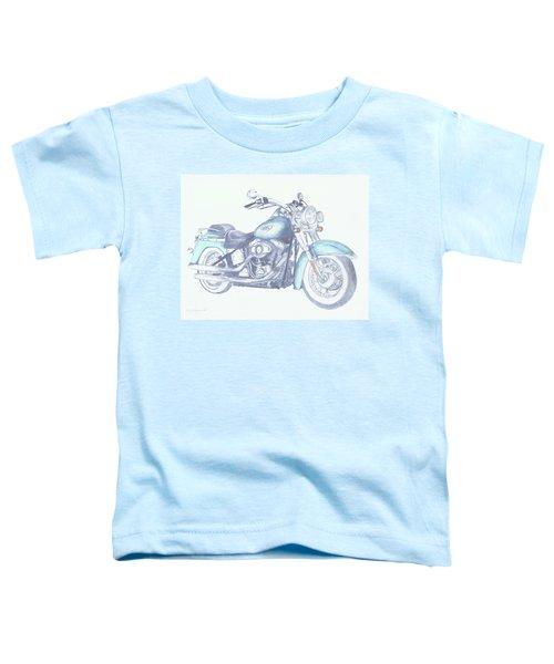 2015 Softail Toddler T-Shirt