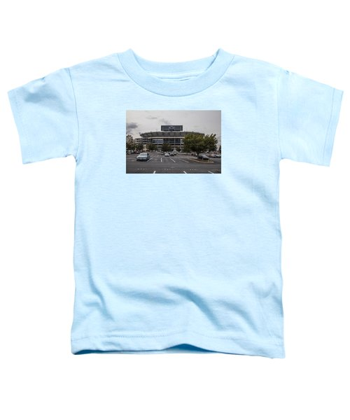 Beaver Stadium Penn State  Toddler T-Shirt by John McGraw