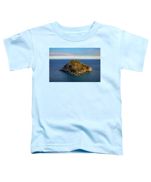 Bergeggi Island Toddler T-Shirt