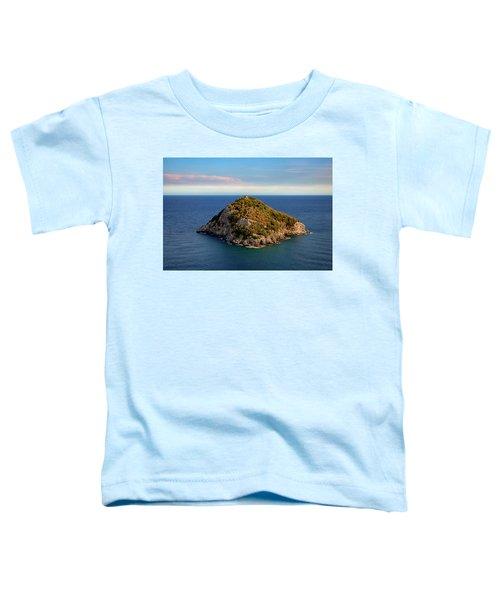 Bergeggi Island Toddler T-Shirt