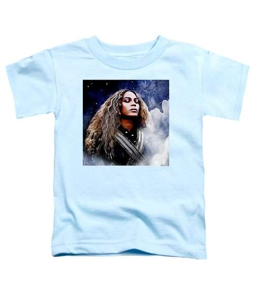 Beyonce  Toddler T-Shirt by The DigArtisT