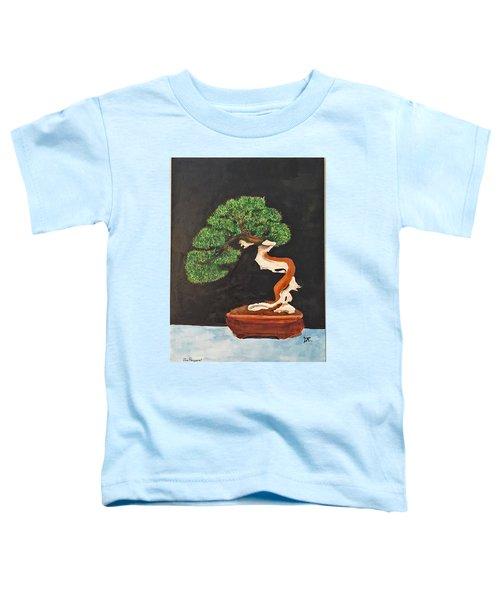 Bonsai-1 Toddler T-Shirt